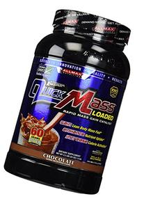 AllMax Nutrition QuickMass Loaded - 3.3 Lbs. - Chocolate by
