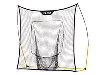 SKLZ Quickster Vault Net. Extra Wide Mouth Baseball Training