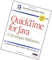 QuickTime for Java: A Developer Reference