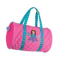 Kids Quilted Duffel