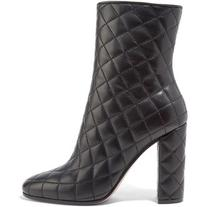 Gianvito Rossi Quilted leather boots