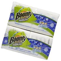 Bounty Quilted Napkins, Signature Series Prints - 160 ct - 2