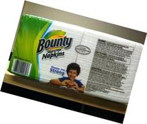 Bounty Quilted Napkins White 220 Count