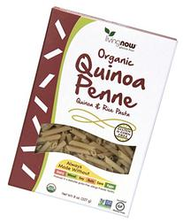 Now Foods Quinoa Penne Pasta, 8 Ounce