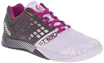 Reebok Women's R Crossfit Nano 5.0 Training Shoe, Lilac Ice/