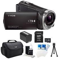 Sony HDR-CX440 HDR-CX440/B CX440 Full HD 60p Camcorder -