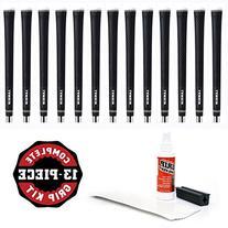 Lamkin R.E.L Ace 3G Midsize Grip Kit , Black