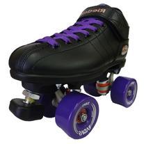Riedell R3 Zen Purple Outdoor Speed Skates - R3 Zen Roller