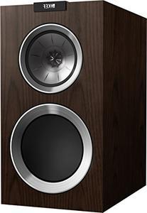 KEF R300 Bookshelf Loudspeaker - Walnut