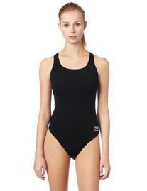 Speedo Race Endurance+ Polyester Solid Super Pro Swimsuit,