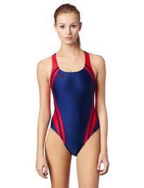 Speedo Women's Race Quantum Splice Super Pro Swimsuit, Black
