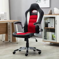 Belleze© Race Seat Bucket Style Office Chair Ergonomic