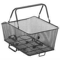 Sunlite Rack Top Mesh QR Grocery, 17.25x12.25x8in, Black