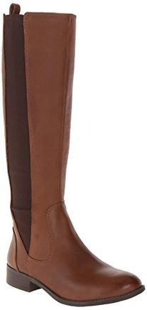 Jessica Simpson Women's Radforde Riding Boot, Bourbon, 8.5 M