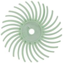 Scotch-Brite Radial Bristle Disc Thin Bristle, 35000 rpm, 3/