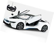 Radio Control Model Car 1/14 BMW i8 Authentic Body Styling w