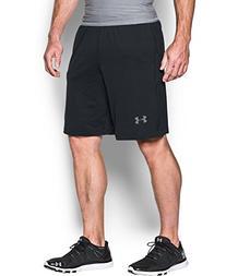 """Under Armour Men's Raid 10"""" Shorts, Black/Graphite, Medium"""