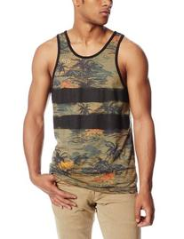 Fox Men's Raid Tank, Camo, Small