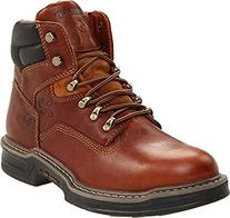 "Wolverine Men's Raider 6"" Work Boot Brown 07.5 / EW and Work"