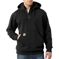 Carhartt Men's Rain Defender Paxton Heavyweight Hooded Zip
