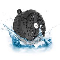 Photive Rain WaterProof Portable Bluetooth Shower speaker.