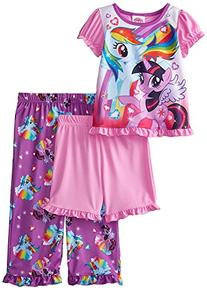 My Little Pony Little Girls' Rainbow Dash and Twilight