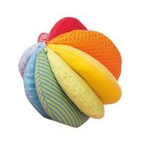 HABA Rainbow Fabric Ball - Machine Washable with 8 Different