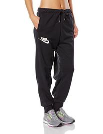 Nike Rally Jogger Women's Slim-Fit Sweatpants, Black/White,