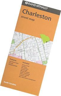 Rand McNally Charleston Street Map