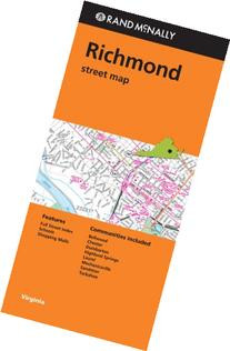 Rand Mcnally Folded Map: Richmond Street Map