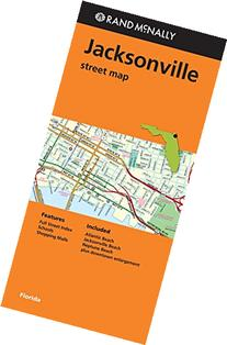 Rand McNally: Folded Map: Jacksonville Street Map