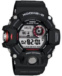 G-Shock Men's Digital Rangeman Black Resin Strap Watch
