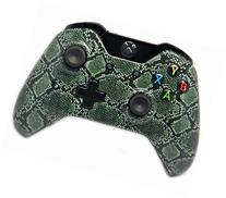"""Snake Skin"" Xbox One Rapid Fire Modded Controller PRO"