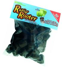 Rapid Rooter Starter Plugs Bag of 50