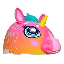 Raskullz Rainbow Unicorn Bicycle Helmet