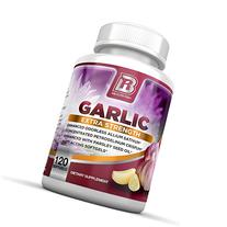 BRI Nutrition Odorless Garlic - 120 Softgels - 1000mg Pure