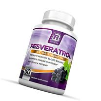 BRI Resveratrol - 1200mg Maximum Strength Natural