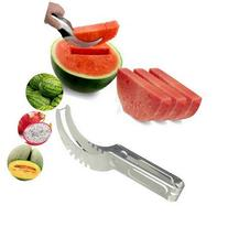 Top Rated Premium Stainless Steel Watermelon Slicer Tongs,