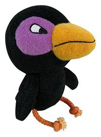 Anit Accessories Raven Plush Toy, Black