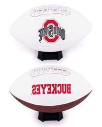 NCAA Ohio State Buckeyes Signature Full Size Football