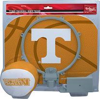 NCAA Tennessee Volunteers Kids Slam Dunk Hoop Set, Orange,