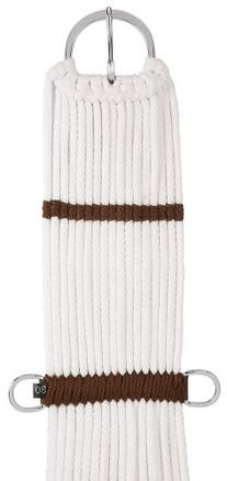 Weaver Leather Rayon 17 Strand Cinch, 30-Inch, White