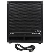 Rockville New RBG12S Bass Gig 1400 Watt Active Powered PA
