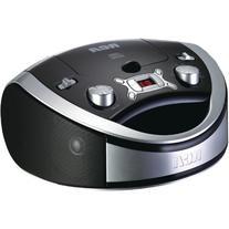 RCA RCD331BK Portable CD Player with AM/FM Radio - Black