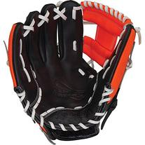 Rawlings RCS Series Glove, Orange, 11.5-Inch