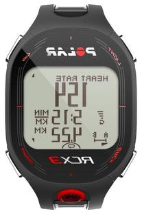 Polar RCX3 GPS Black