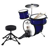 Ready Ace Junior Professional Drum Set - 5 Piece