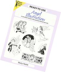 Ready-to-Use Angel Illustrations