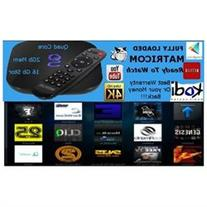 Ready to Watch T10 PLUS S905 Q Quad Octo Core XBMC Kodi