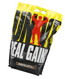 Universal Nutrition Real Gains, Chocolate Ice Cream, 10.6-